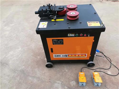 商家推荐:西宁智能钢筋弯弧机生产厂家