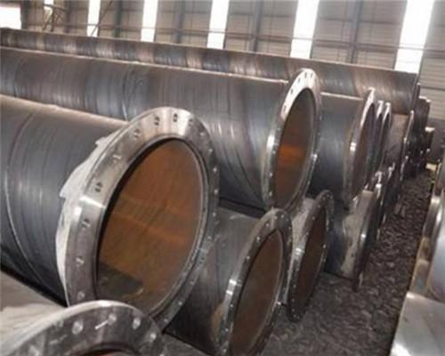 淮北2120mm螺旋焊管市场价格