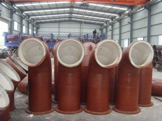 济宁市陶瓷耐磨管道生产厂家