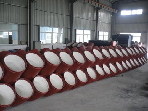 长春市双金属耐磨三通生产厂家