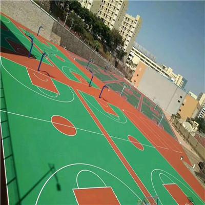 推荐-丰台专业承接室外篮球场铺设项目