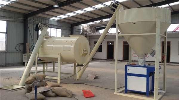 喀什干粉砂浆搅拌机2吨报价