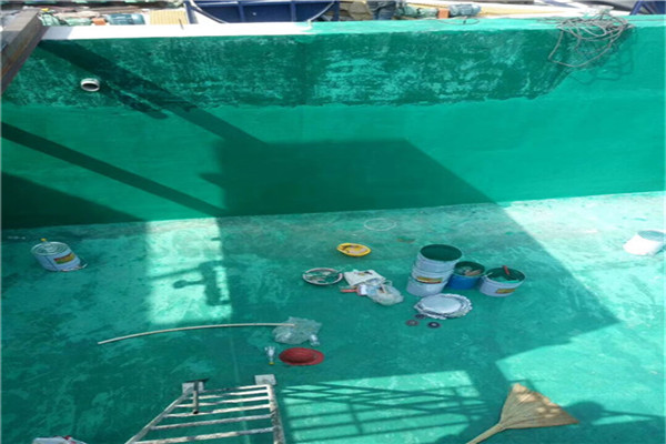 杜尔伯特玻璃鳞片面涂【中温型】污水池防腐施工
