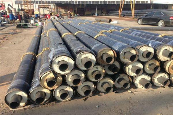 平原地埋式钢套钢蒸汽保温管发展趋势