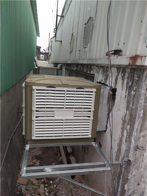 东莞南城水帘风机降温空调凉不