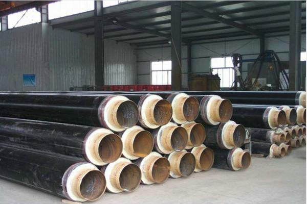 西宁市DN800聚氨酯直埋保温管厂家现货供应