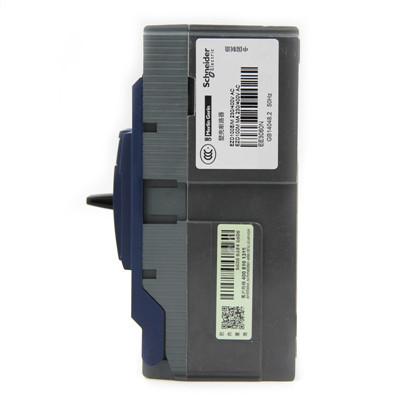 NSE100H 4P 80A施耐德塑壳断路器抚州市供货商