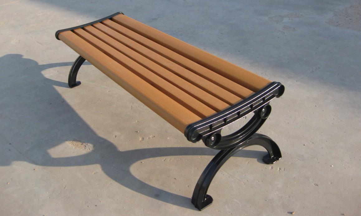 蜀山户外长条椅厂家支持来图定制