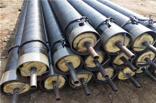 嘉兴南湖钢套钢蒸汽保温钢管开封知名每米价格