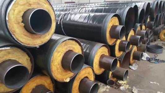 三门峡湖滨预制钢套钢保温复合管灵台哪里可以生产