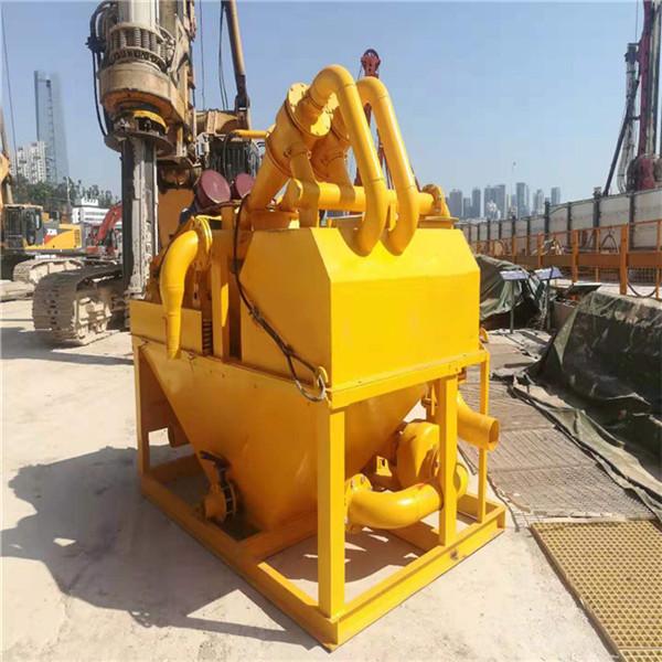 庆阳盾构施工泥沙分离系统使用介绍咨询电话