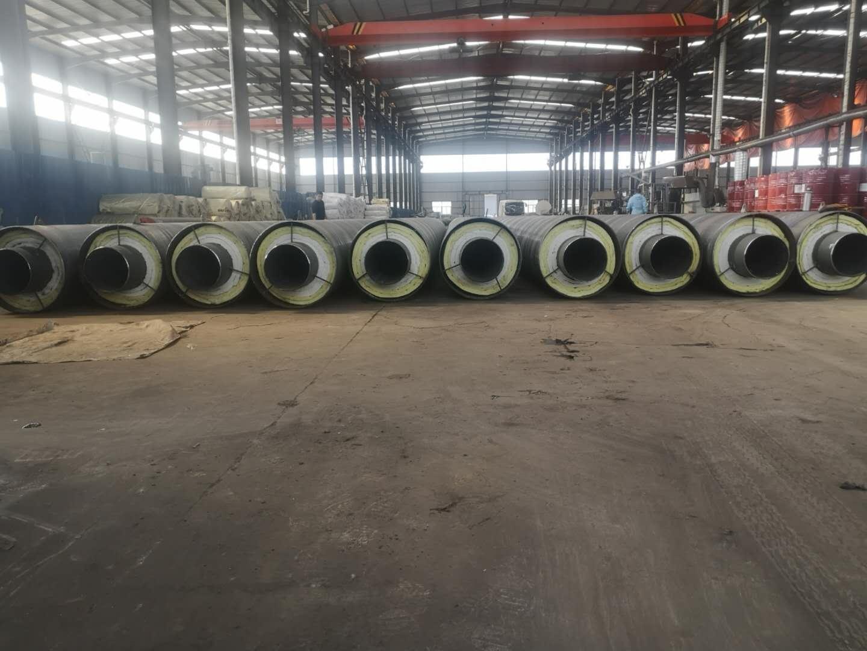 湛江赤坎钢套钢直埋保温钢管供应价格