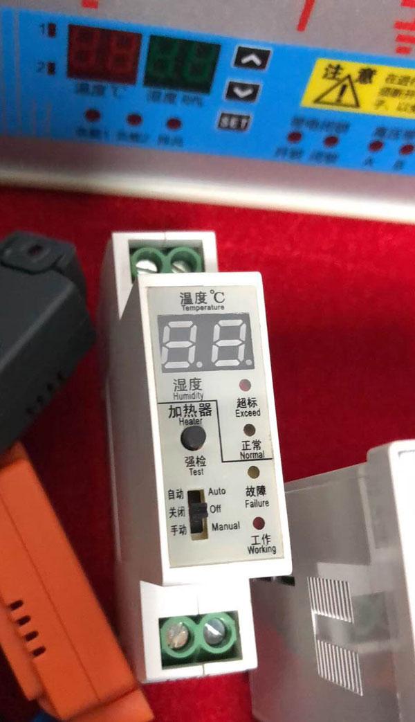 隆德LD-B10-10EFPCB干变温控仪火吗?
