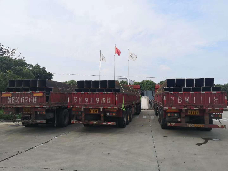 广东Q355D大口径矩管一支起订-连云港厚壁大口径方管库存