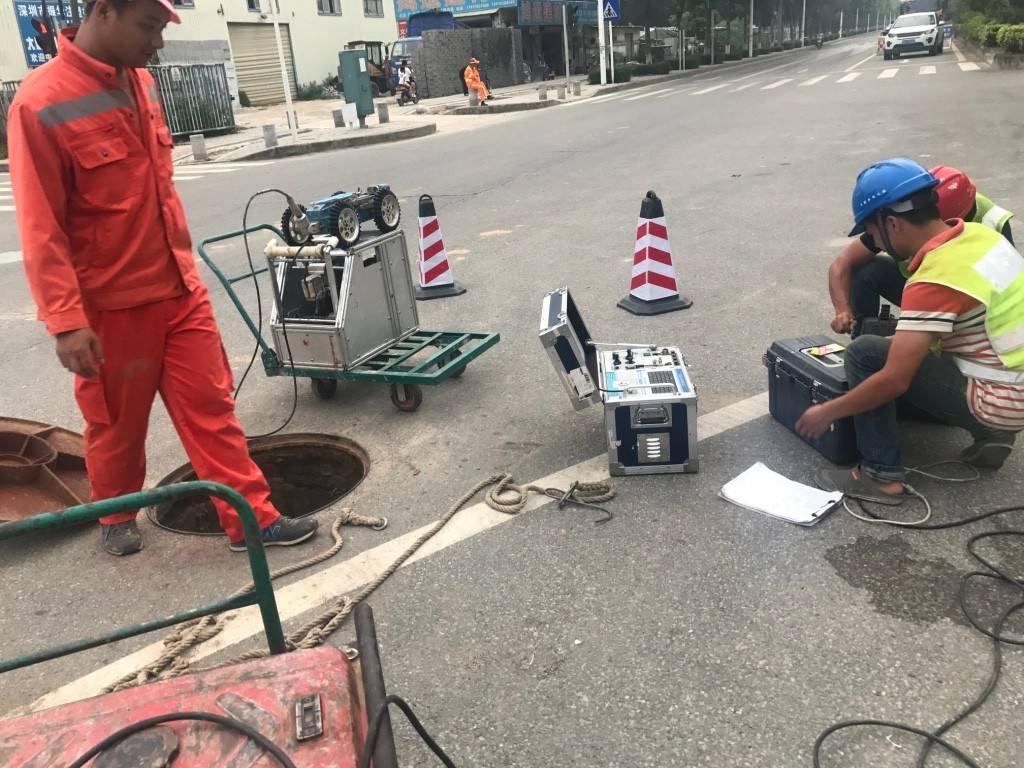 天津河北区排水管道清淤价格