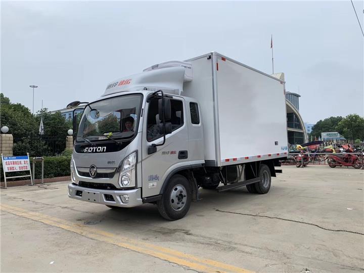 沅江2.6米冷藏车供应冷藏车知名品牌