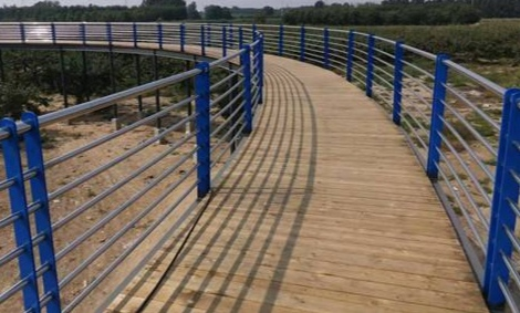 六安市灯光桥梁护栏立柱价格优惠
