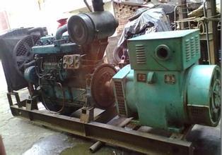 集美收购150KW发电机,集美奔驰发电机回收
