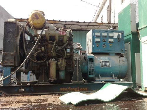 同安旧发电机收购,同安道依茨发电机回收