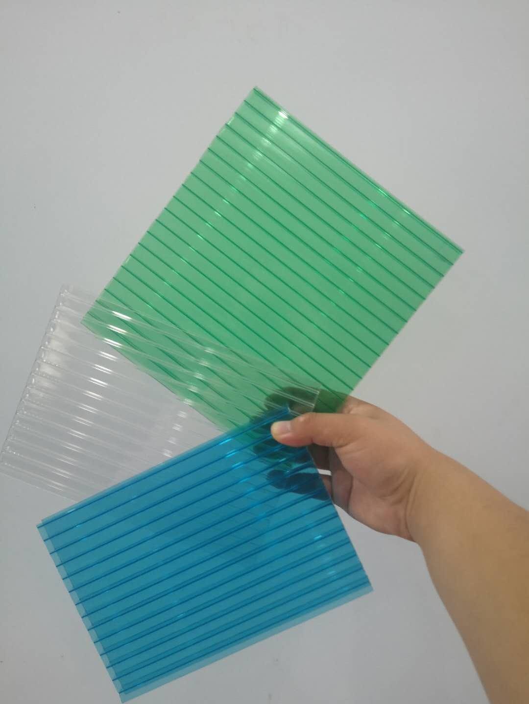 现货供应:惠民县温室透明阳光板--乳白色阳光板厂家价格