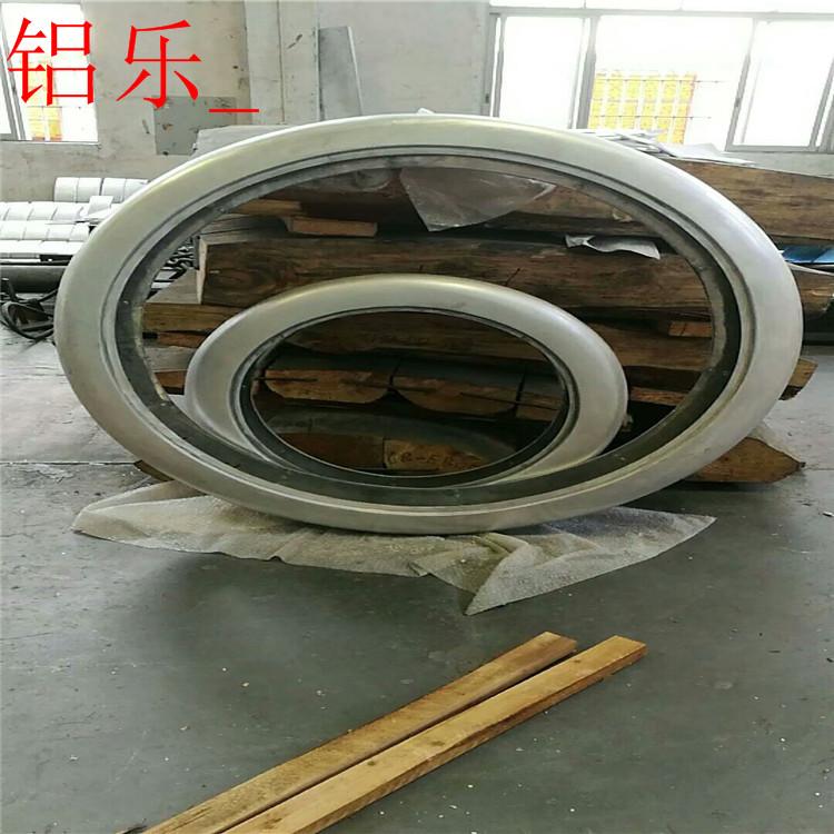 汉中市佛坪县曲面铝单板厂家做法-铝乐建材