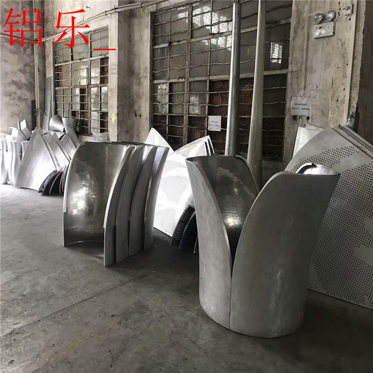 桂林恭城曲面铝单板尺寸-铝乐建材