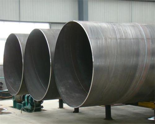 377*6Q235B螺旋钢管一吨价格