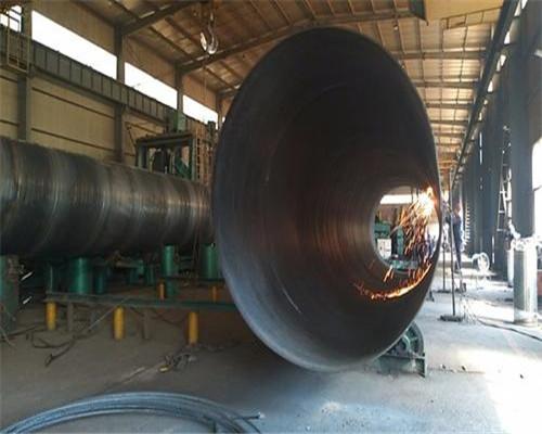 1520壁厚6螺旋钢管价格到多少钱一吨