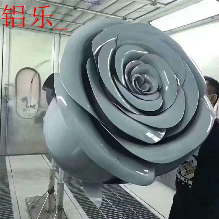 新乡延津双曲铝天花效果图-铝乐建材