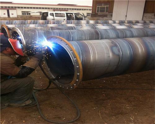 1720*8碳钢螺旋管价格部标