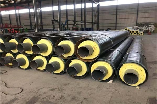 山东保温钢管种类
