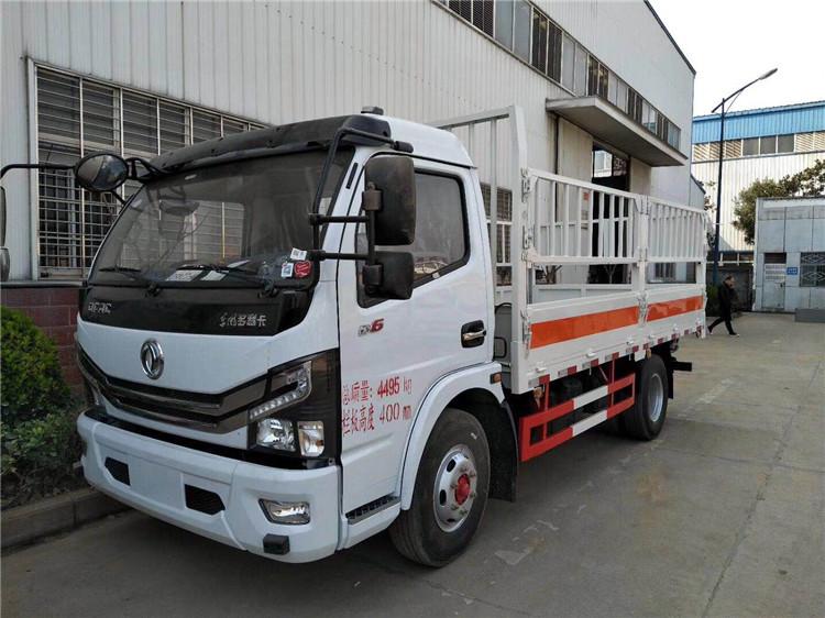 湘潭欧马可4.4吨气瓶车危险品运输车市场反响