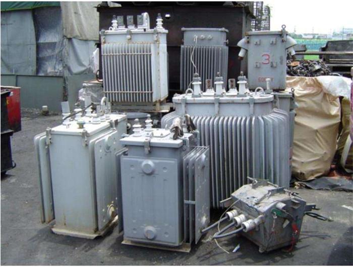 中山小榄镇价格行情变压器回收一览表【工厂设备回收】