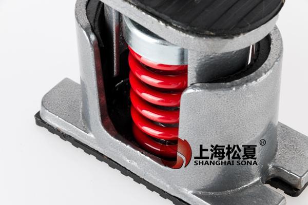 滴道上海松夏吊式弹簧减振器安全可靠