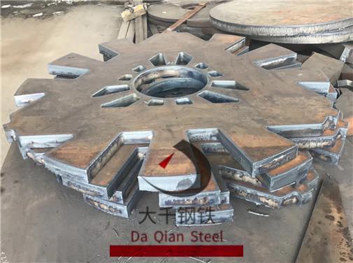 林芝火焰切割钢板温度【大千钢铁】