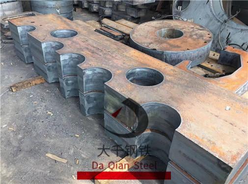 宿州330mm340mm模具钢切割加工