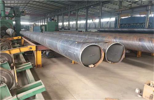 排污用DN2600螺旋钢管厂家直销(江扬管道)