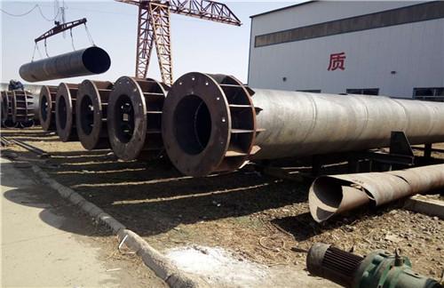 西安地埋供水用焊接钢管焊口
