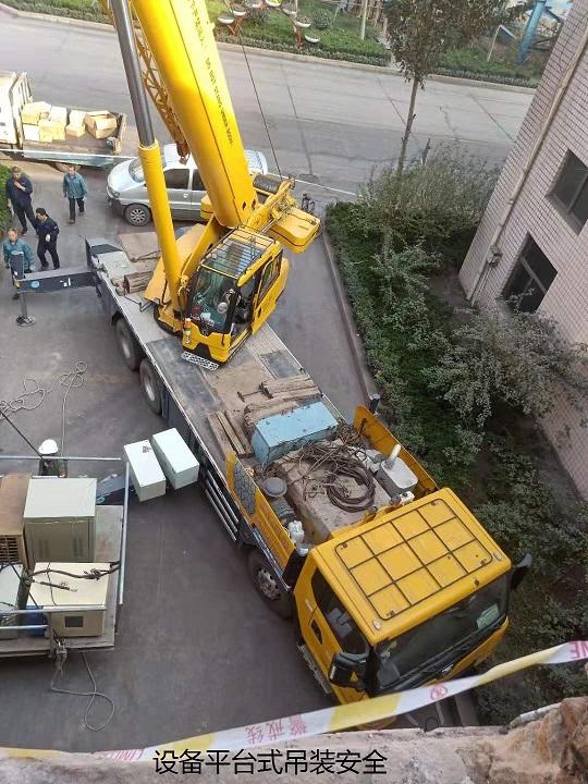 罗庄工厂设备拆除公司技术熟练