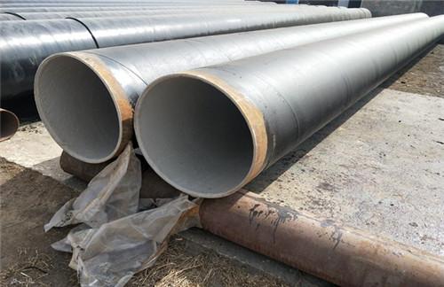 张掖污水处理用螺旋钢管厂家
