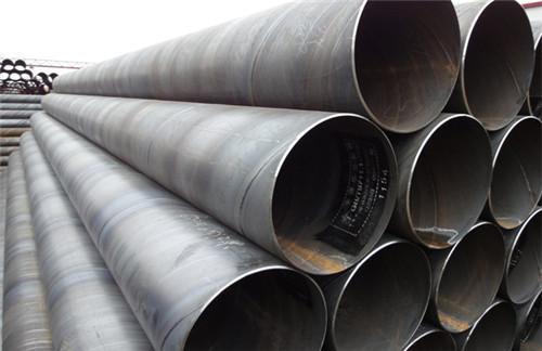 乐山钢支柱用螺旋焊接钢管每米报价