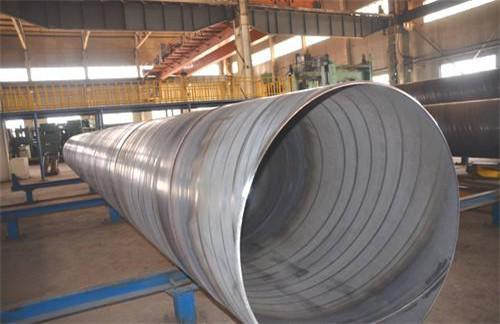 乐山下水道用螺旋钢管产品介绍