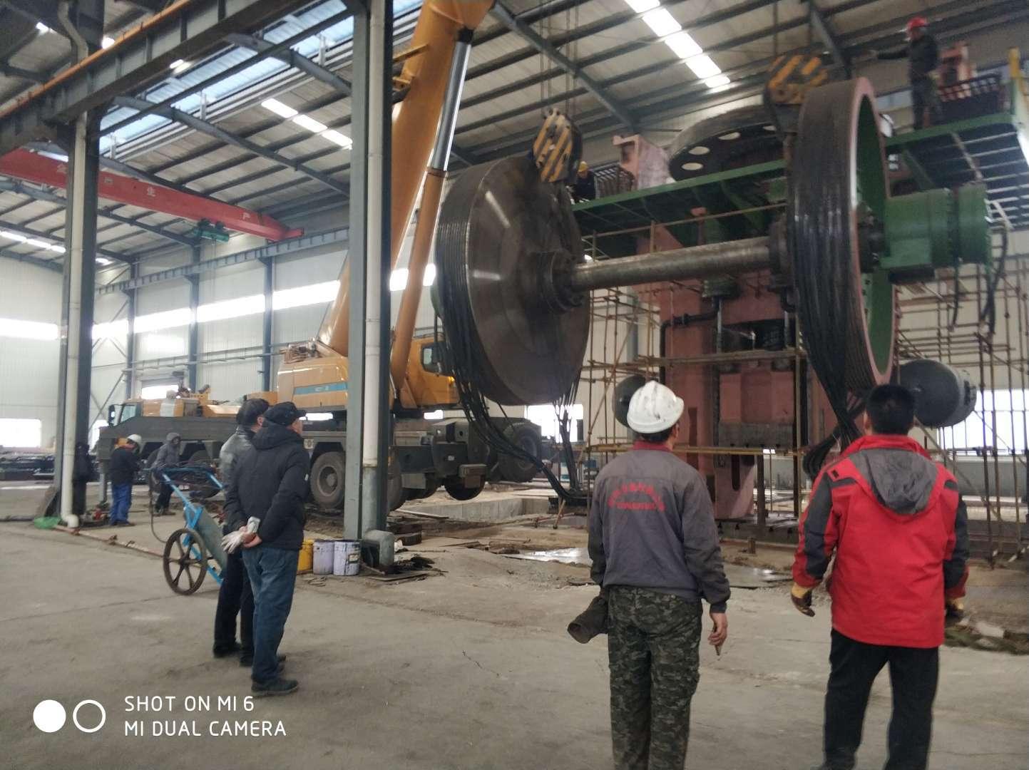 钢城机床设备搬运公司安全可靠