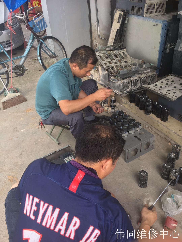 上饶ABB DCS550直流调速器专业维修