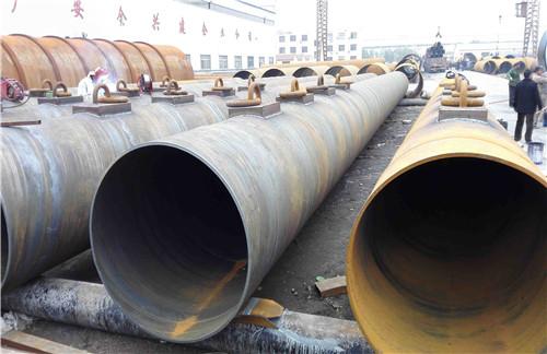 驻马店煤气用焊接钢管生产价格