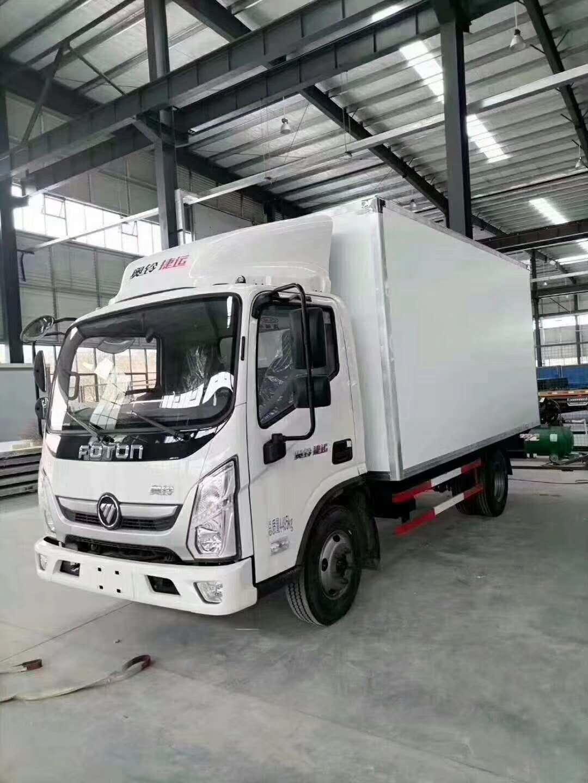 合肥市国六江铃顺达4.2米宽体冷藏车工厂直销价格实惠全国均有售后