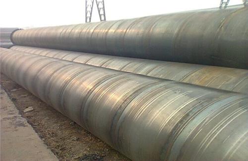 中山市政工程用焊接钢管细节