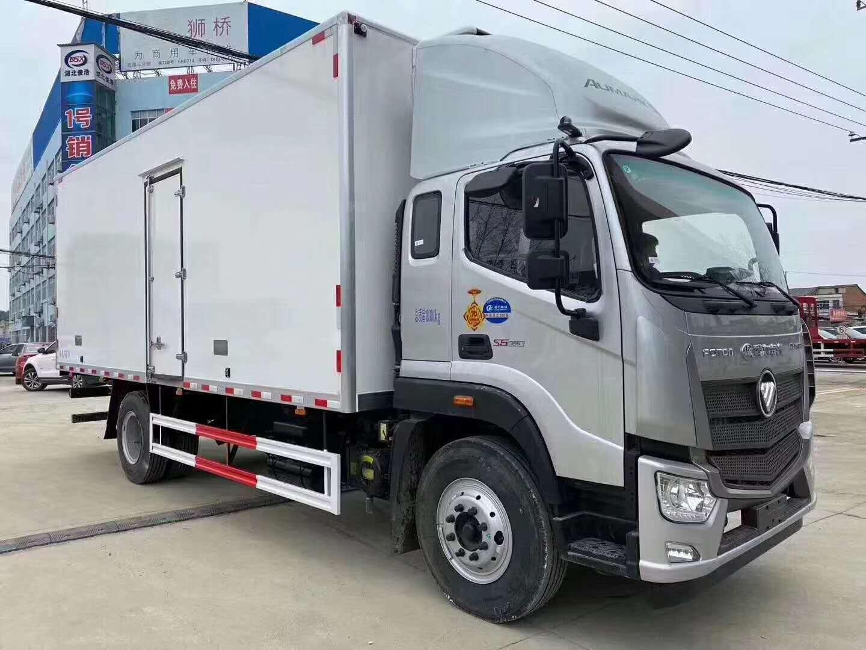张家口市国六江淮骏铃V6冷藏车4.2米厂家报价底价直销