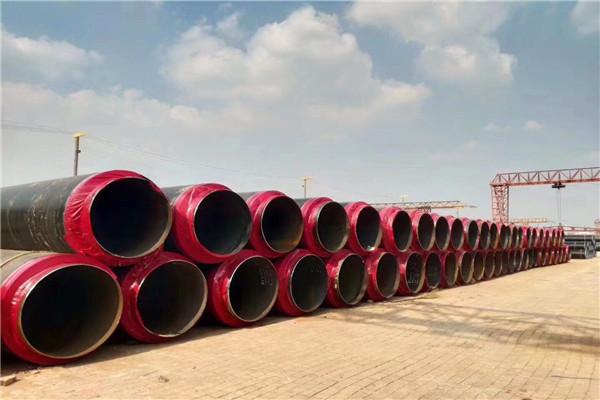 郴州桂东478mm直埋保温钢管供货厂商