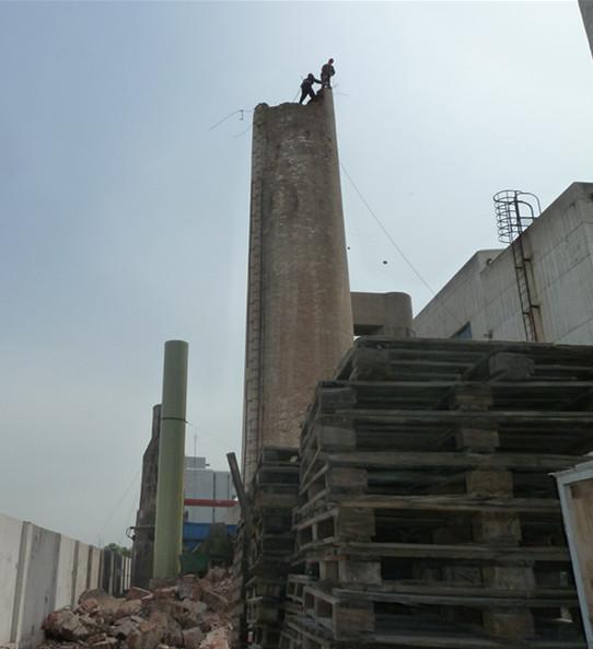 来宾武宣新建砖烟囱公司——解决方案